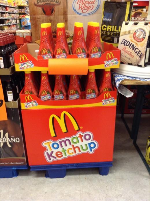 McDonald's s'invite dans les supermarchés
