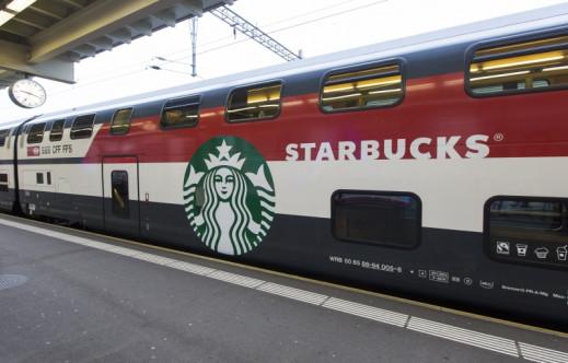 Starbucks s'exporte en dehors de ses salons